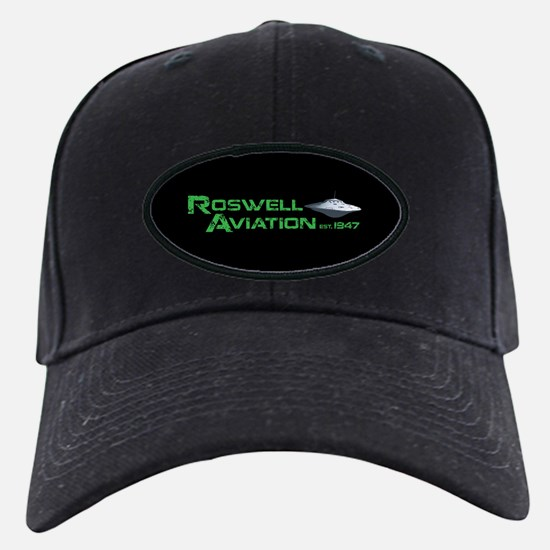Roswell Aviation Baseball Hat