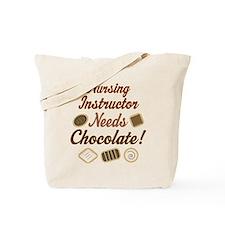 Nursing Instructor Gift Funny Tote Bag