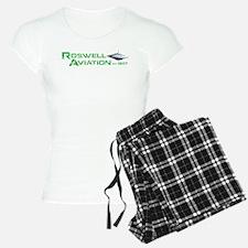 Roswell Aviation Pajamas