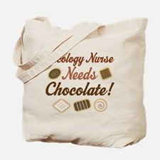 Oncology Nurse Gift Funny Tote Bag