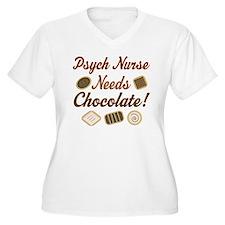 Psych Nurse Gift Funny T-Shirt