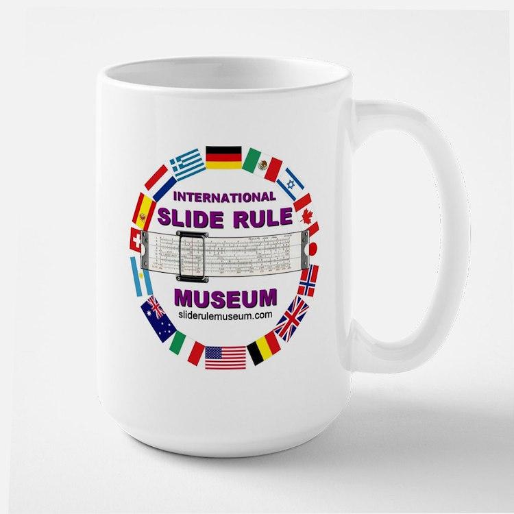 ISRM Ring Logo Mug
