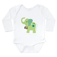 Cute Moore Long Sleeve Infant Bodysuit