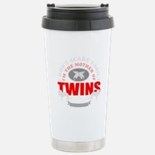 brave mother of twins.png Travel Mug