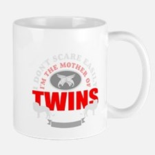 brave mother of twins.png Mug