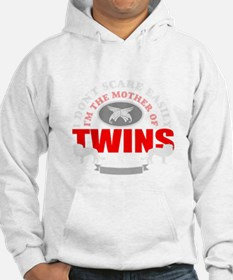 brave mother of twins.png Jumper Hoody
