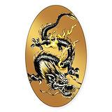 Chinese dragon Single