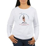 Expose Yourself to Liberty! Women's Long Sleeve T-