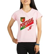 Portugal World Cup Soccer Performance Dry T-Shirt