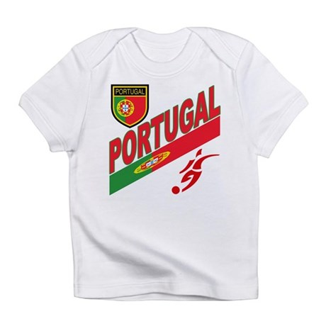 Portugal World Cup Soccer Infant T-Shirt