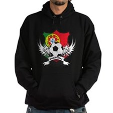 Portugal World Cup Soccer Hoodie