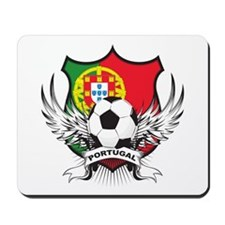 Portugal World Cup Soccer Mousepad