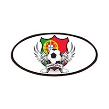 Portugal World Cup Soccer Patches