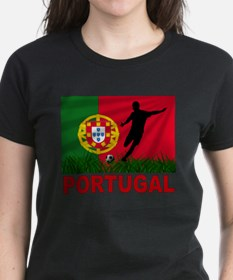 Portugal World Cup Soccer Tee