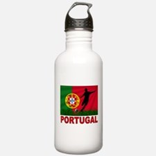 Portugal World Cup Soccer Water Bottle
