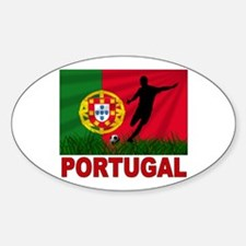 Portugal World Cup Soccer Decal