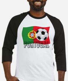 Portugal World Cup Soccer Baseball Jersey