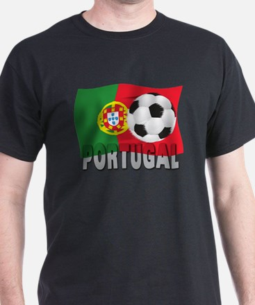 Portugal World Cup Soccer T-Shirt