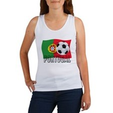 Portugal World Cup Soccer Women's Tank Top