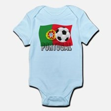 Portugal World Cup Soccer Infant Bodysuit