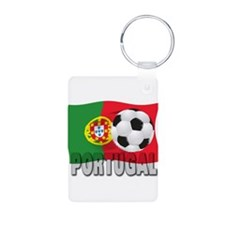 Portugal World Cup Soccer Keychains