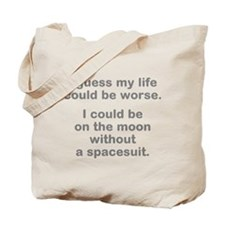 spacesuit Tote Bag