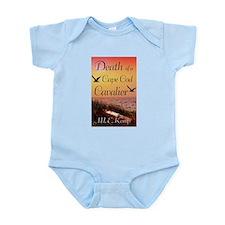 Death of a Cape Cod Cavalier.png Infant Bodysuit