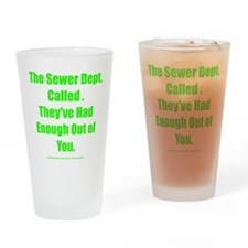 sewerdept.png Drinking Glass