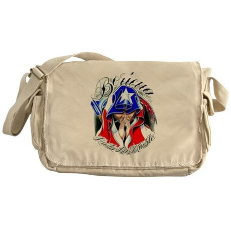 BORI.png Messenger Bag