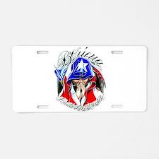BORI.png Aluminum License Plate