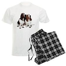 Basset Hounds Pajamas