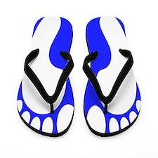 ff foot blue.PNG Flip Flops