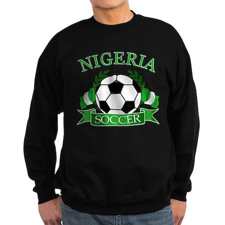 Nigeria Football Sweatshirt (dark)