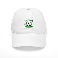Nigeria Football Baseball Cap