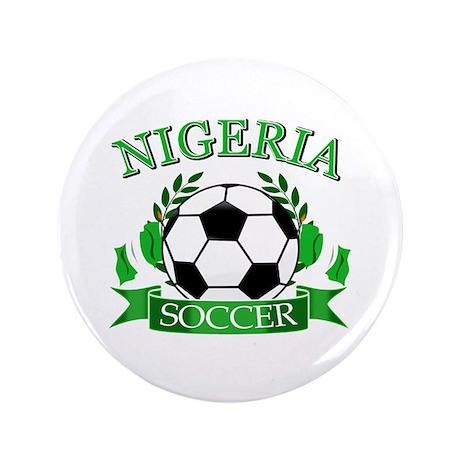 "Nigeria Football 3.5"" Button"