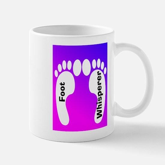 foot whisperer 2.PNG Mug