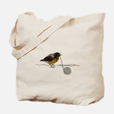Unique Peeper Tote Bag