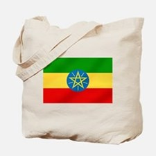 Ethiopian Flag Tote Bag