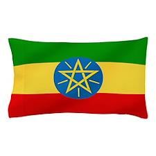 Ethiopian Flag Pillow Case