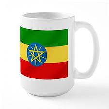 Ethiopian Flag Mug