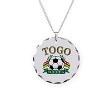 Togo Football Necklace