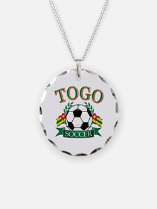 Togo Football Necklace