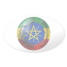 Ethiopia Football Decal