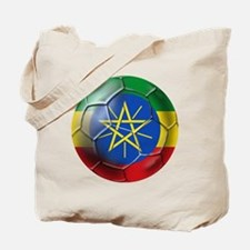 Ethiopia Football Tote Bag