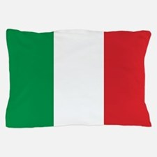 Italian Flag Pillow Case