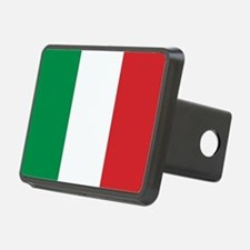 Italian Flag Hitch Cover