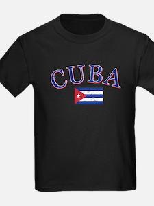 Cuba Football T