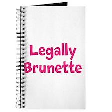 Legally Brunette Journal