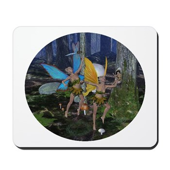 FairyDance Mousepad