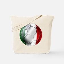 Italy Italia Football Tote Bag